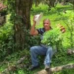 Luis Ureña agricultor de Amagro, convencido del enfoque de MV hace constantes mejoras en las actividades que emprende.