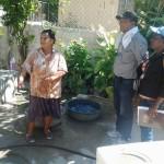 Primera visita a la comunidad Las Baitoas  1