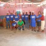 Tercera visita a la comunidad Las Baitoas