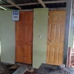 Mejoramiento de baños y servicio sanitario casa Elena Porras Rio Magdalena