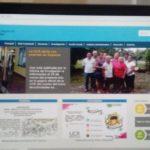 Publicación en la página de Universidad de Costa Rica acerca de MV en Río Grande de Paquera