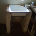 Servicio de agua dentro de la casa