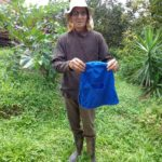 Capucha para la aplicación de agroquimicos por Hubert Godinez