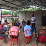 Seguimiento del plan grupal en Santa Rita