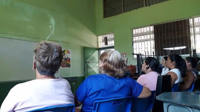 Tercer taller de Estilo de Vida Saludables con CCSS