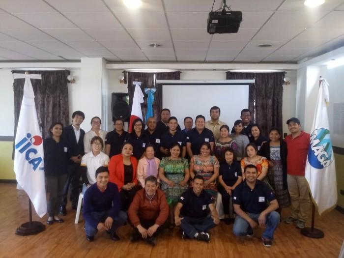 Capacitación a Extensionista de Hogar Rural y Agricultura Familiar sobre EMV