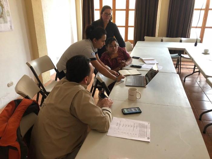 Asociación Vivamos Mejor fortalece sus conocimientos sobre uso de sistema SIMEVI
