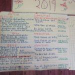 Reflexionando y planeando las actividades de nuestra Asociación, AMAGRO