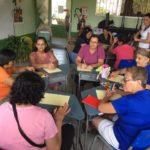 Primer taller de Estilos de Vida Saludables con CCSS