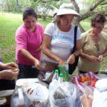 TALLER DE ELABORACIÓN DE APICHE  POR FAMILIAS DE GRUPO MV  RIO MAGDALENA