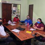 Reactivación de reuniones presenciales para la planeación del trabajo por parte del Equipo de EMV de Coto Brus